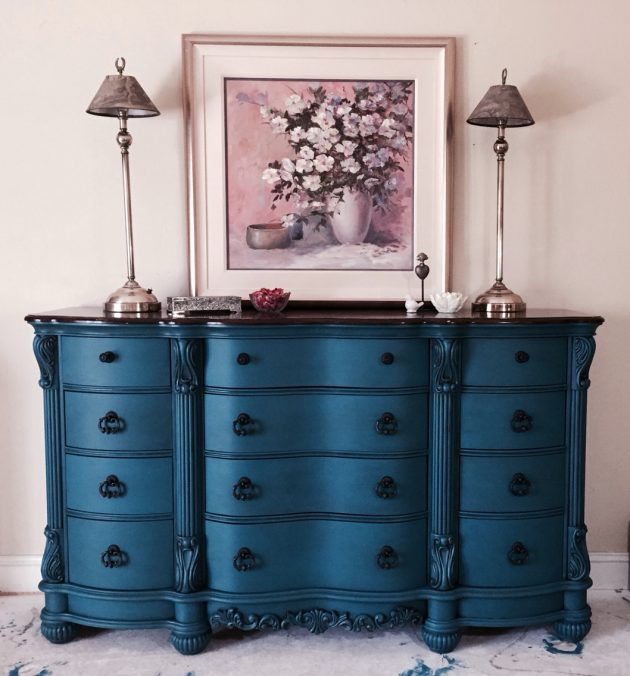 Repainted Furniture Ideas