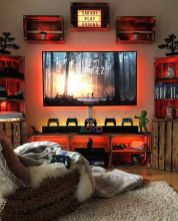 Awesome Home Theater Design Ideas ☼ Via Aacmm #Ps4 Gaming Setup #Dream Rooms #Gaming Setup Xbox