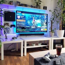 Best Gaming PC ☼ Via Androidtipster #Ps4 Gaming Setup #Dream Rooms #Gaming Setup Xbox