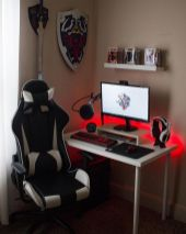 Best Video Game Room Ideas For Gamers Guide ☼ Via Unscripted360 #Ps4 Gaming Setup #Dream Rooms #Gaming Setup Xbox-6