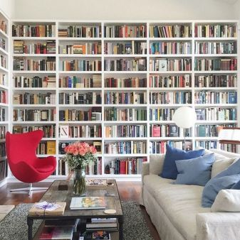 Confessions Of An Instagrammer ⊶ Via Lonny #BookStorage