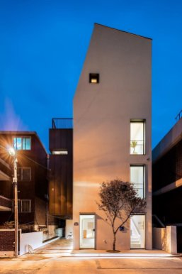 Facade Architecture ⊶ Via Post.naver #FacadeDesign
