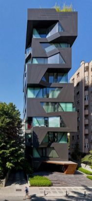 Gallery Of Apartman Aytac Architects ⊶ Via Archdaily #FacadeDesign