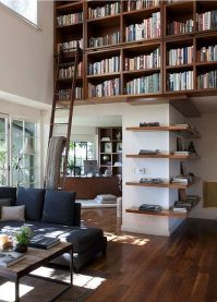 Innovative Ways To Fill Your House With Book ⊶ Via Media.bookbub #BookshelfIdeas