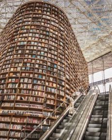 Kickass Pics Your Eyes Are Begging To See ⊶ Via Ebaumsworld #BookStorage