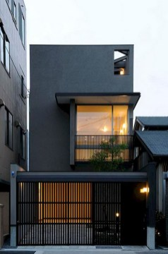 Modern House Plans Feature Lots Of Glass, Steel And Concrete. Op