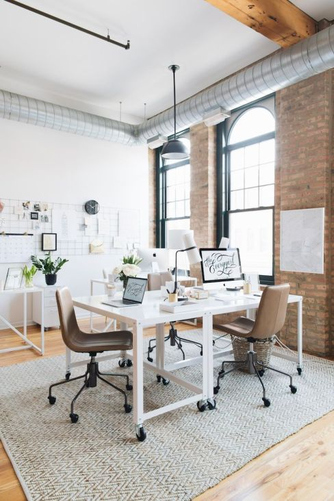 Office Tour - Theeverygirl.com