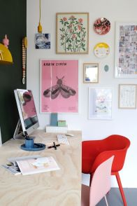 Scandinavian Home Office Ideas You Were - Decoraiso.com