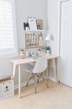 Stunning Small Home Office Ideas 1 - Sortingwithstyle.com
