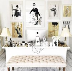 Stunning Small Home Office Ideas - Sortingwithstyle.com