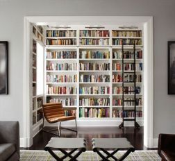 The Inside Stoop ⊶ Via Bloglovin #BookStorage