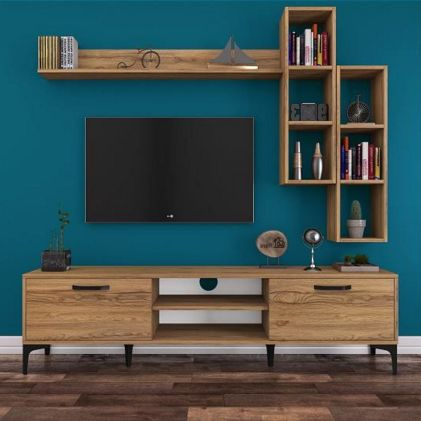 The Perfect TV Wall Ideas That Will Not Sacrifice Your Look - 03