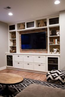 The Perfect TV Wall Ideas That Will Not Sacrifice Your Look - 11