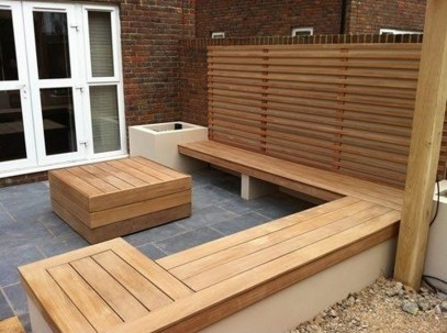 Trend Cozy Backyard Seating Ideas ☼ Via Livediyideas-1
