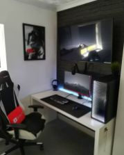 Video Game Room Ideas To Maximize Your Game ☼ Via Thedestinyformula #Dream Rooms #Gaming Setup Xbox