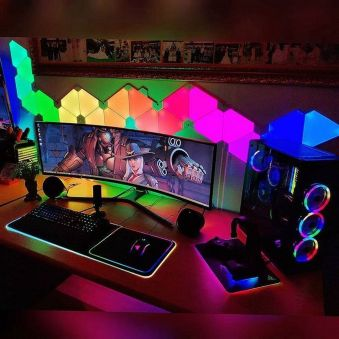 You Can Not Miss The Definitive Dias Rgb ☼ Via Diygamerr.maxpw #Ps4 Gaming Setup #Dream Rooms #Gaming Setup Xbox