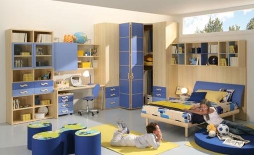 Recamaras infantiles por Giessegi_08