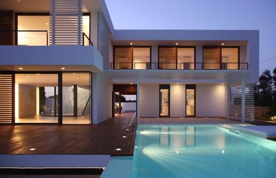 Casa De Verano En España Por El Arquitecto Pablo Serrano