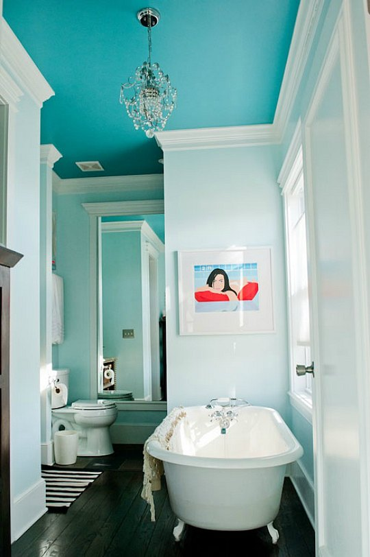 Best Turquoise Paint Colors