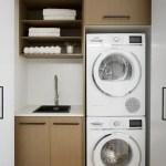 36 ideas para decorar y organizar tu cuarto de lavado - 07