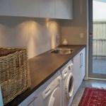 36 ideas para decorar y organizar tu cuarto de lavado - 12