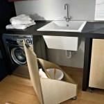 36 ideas para decorar y organizar tu cuarto de lavado - 26