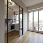 35 ideas de aplicación de pisos de madera laminada (25)