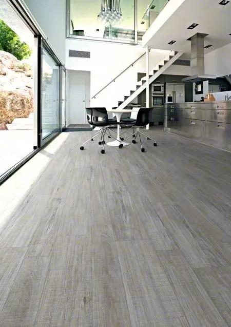 35 ideas de aplicación de pisos de madera laminada (1)