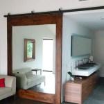 56 Modelos de puertas corredizas ideales para espacios pequeños (20)