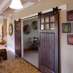 56 Modelos de puertas corredizas ideales para espacios pequeños (8)