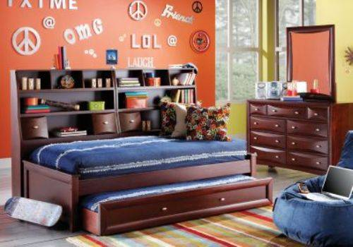 Daybed Bedding Sets For Boys Great Multitasking Piece Of