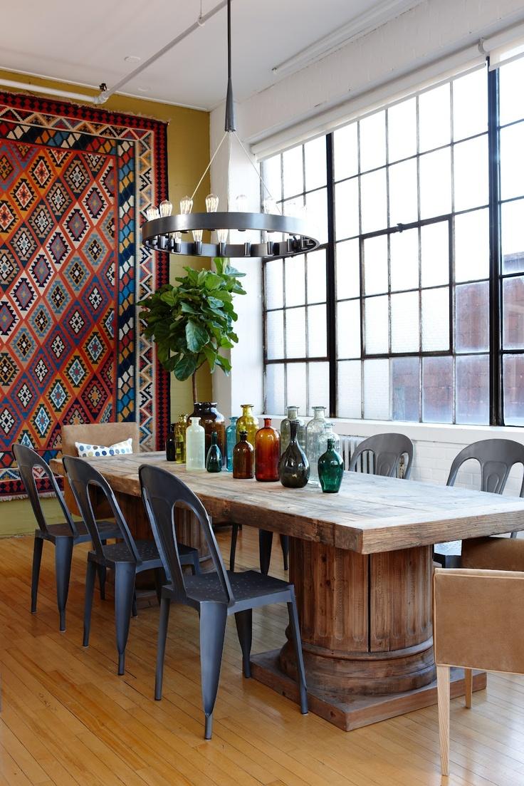23 Cool Rustic Dining Room Designs Interior God