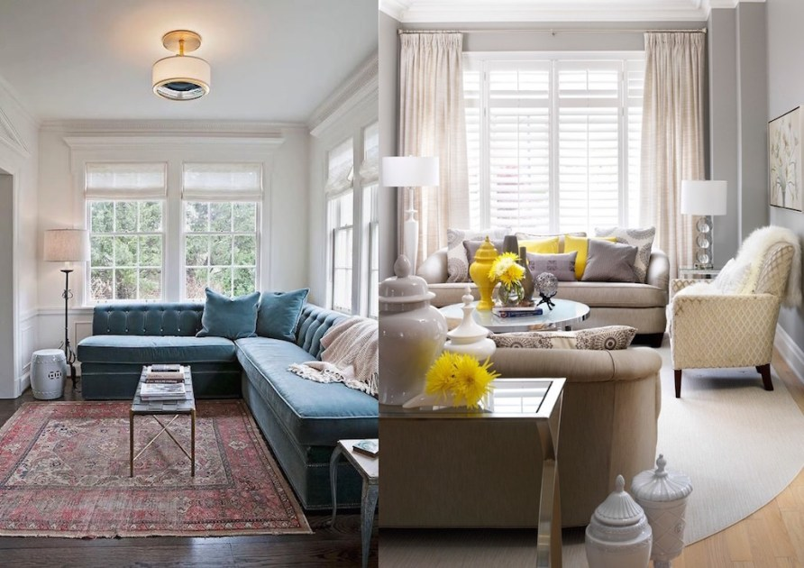 23 Elegant Transitional Living Room Design Ideas ...