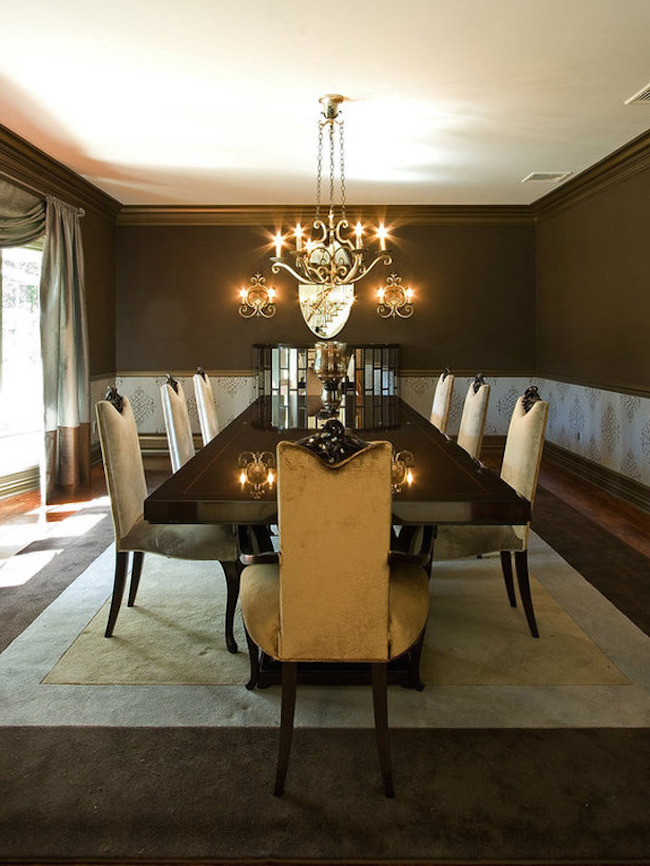 25 Great Transitional Dining Room Designs Your Home