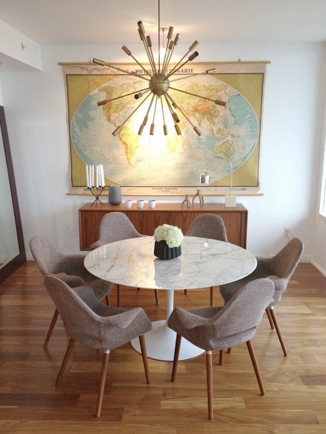 Captivating Mid Century Dining Room Design Your Home