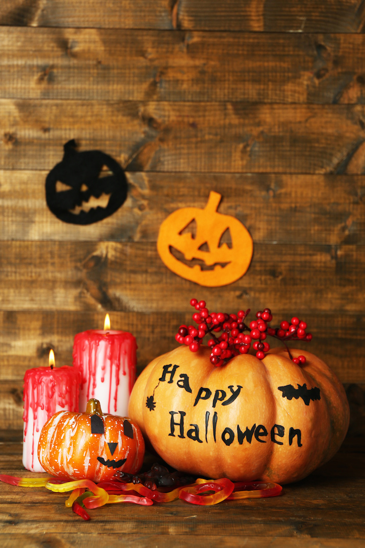 41 Beautiful Halloween Table Decor Ideas Interior God