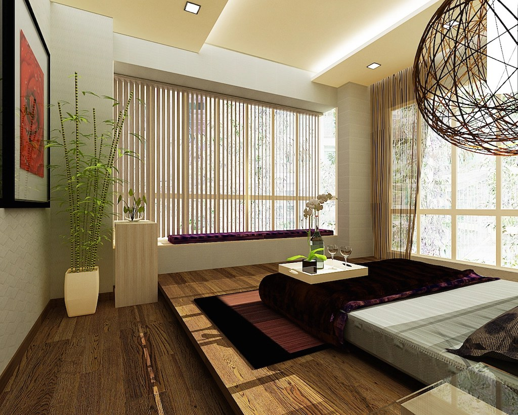 33 Calm And Peaceful Zen Bedroom Design Ideas Interior God