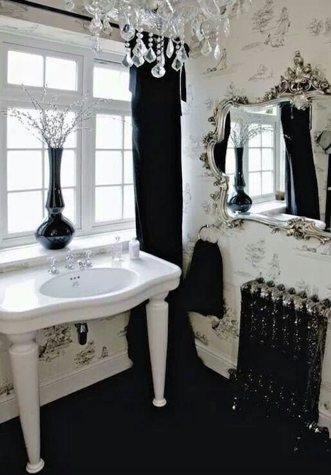 23 Inspiring Gothic Bathroom Designs Ideas Interior God