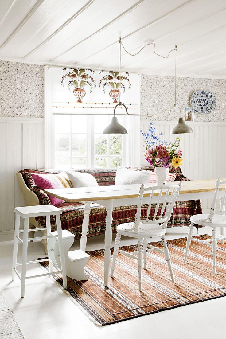 33 Refined Boho Chic Dining Room Designs Interior God