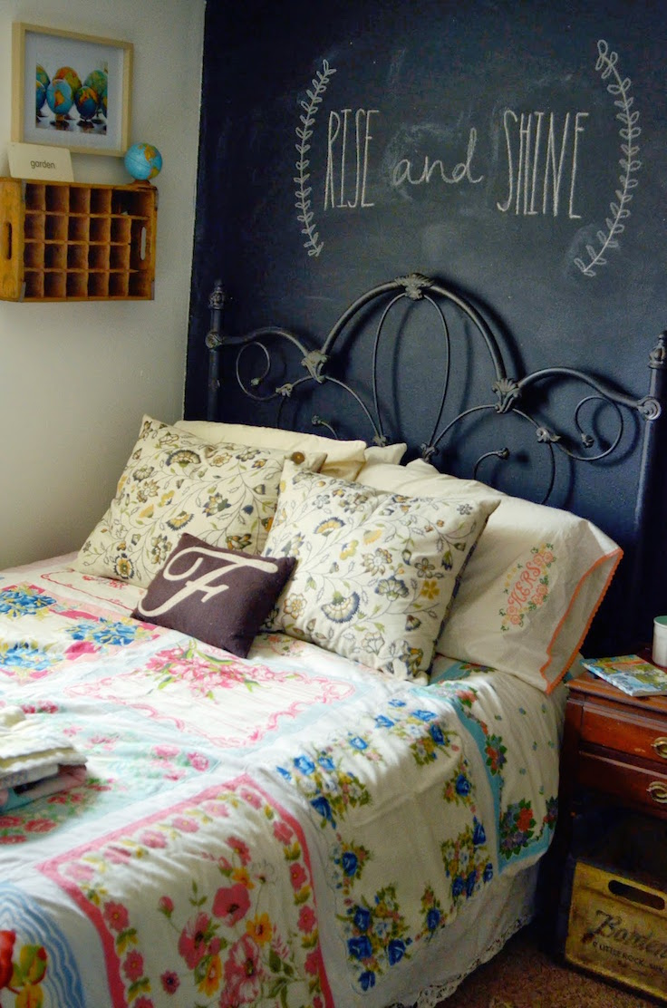27 Awesome Chalkboard Bedroom Ideas Youll Love Interior God