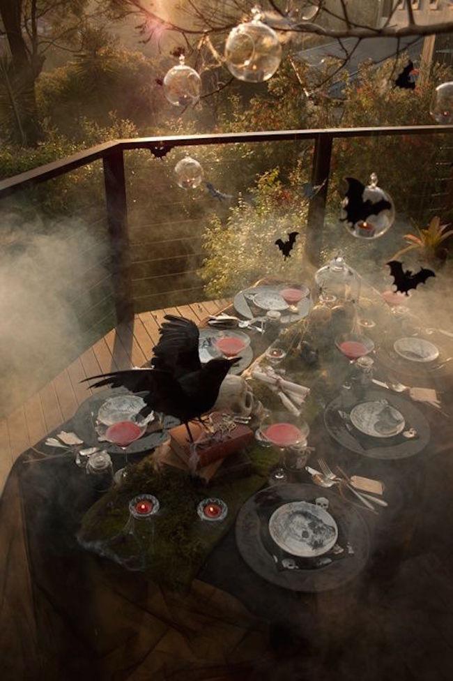 21 Amazing Outdoor Halloween Party Ideas Interior God