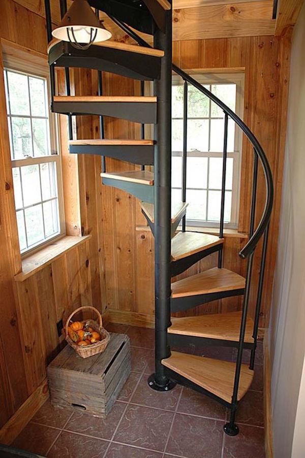 10 Cool Spiral Staircase Designs Interior God