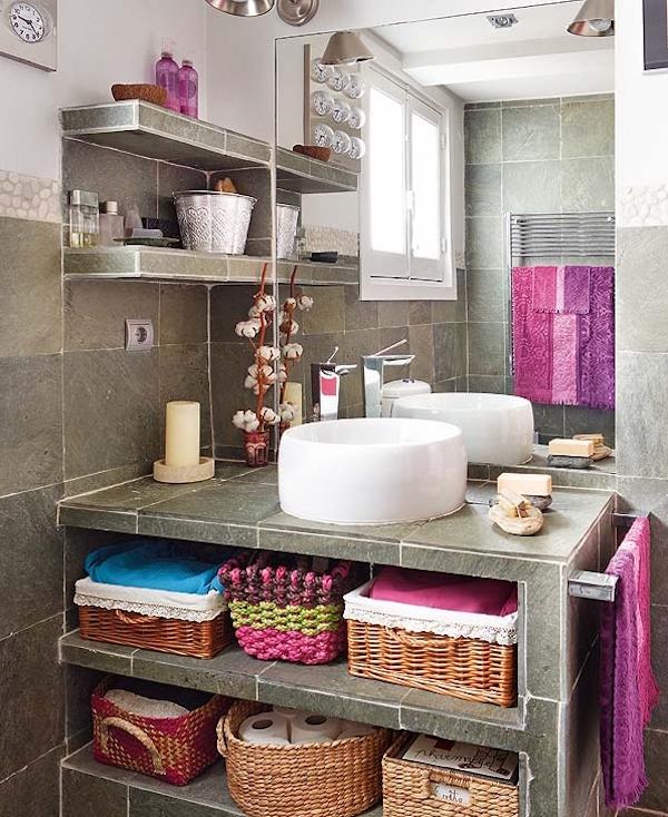 50 Useful Bathroom Storage Ideas Interior God