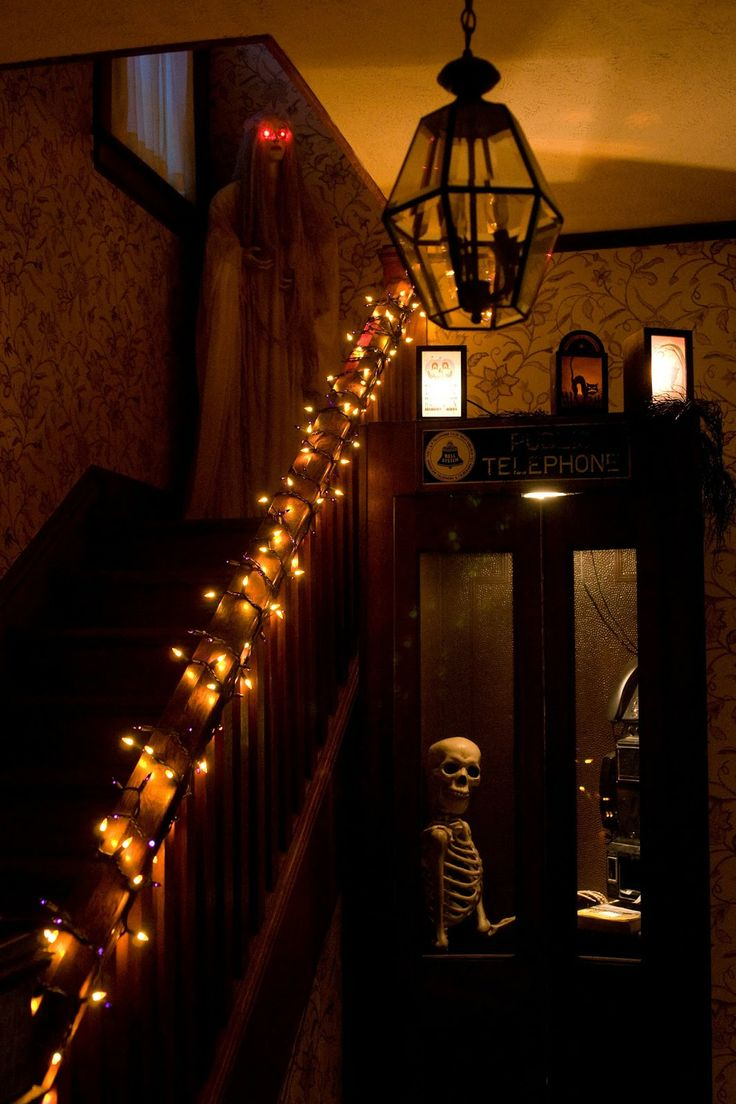 27 Amazing Halloween Indoor Decor Ideas Interior God