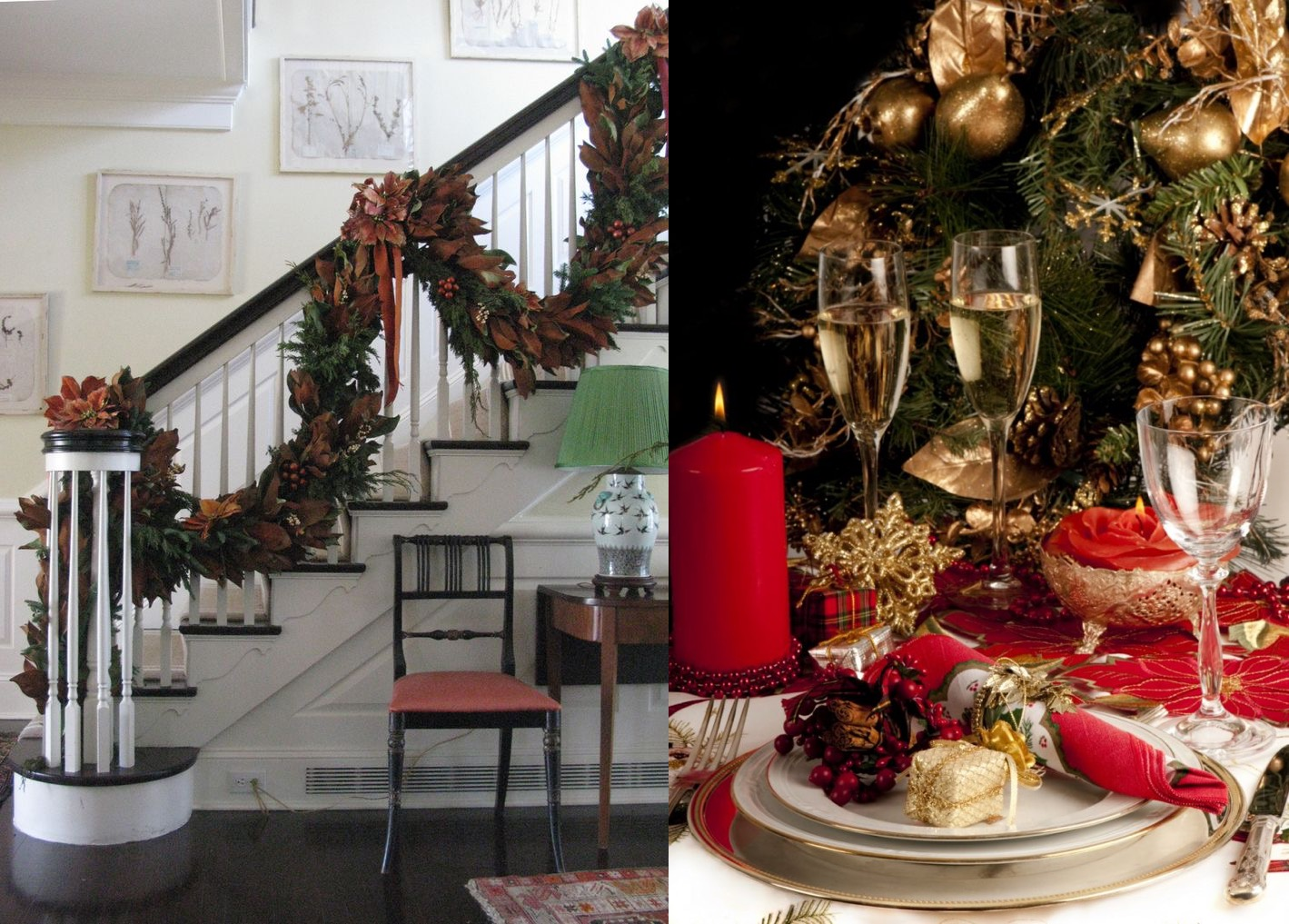 29 Ideas Of Traditional Christmas Decorations Interior God