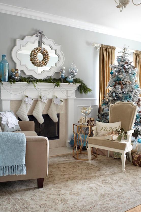 21 Christmas Living Room Decor Ideas To Inspire You