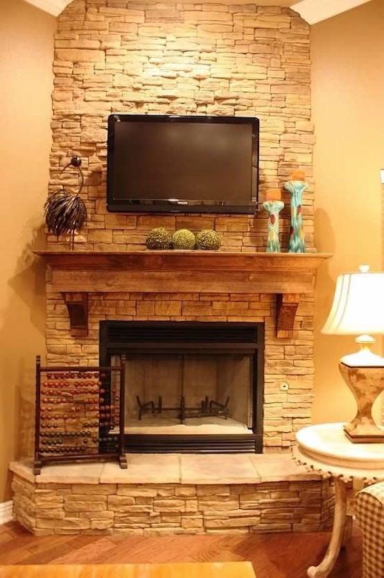 25 Corner Fireplace Living Room Ideas You Ll Love