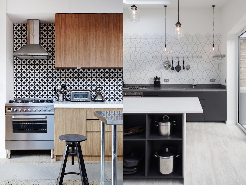 23 Amazing Geometric Kitchen Design Ideas To Everyone