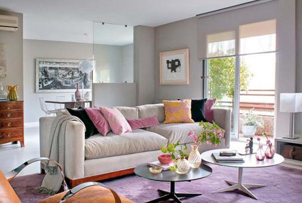 Beautiful Pastel Interior Designs
