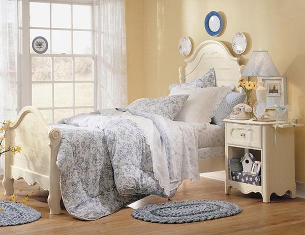 Cottage Bedroom Interior Designs